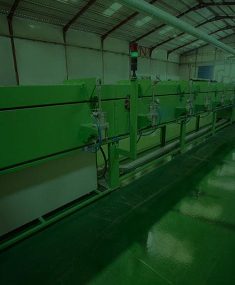 Fabricante de Gomas Elásticas Bandex Maquinaria