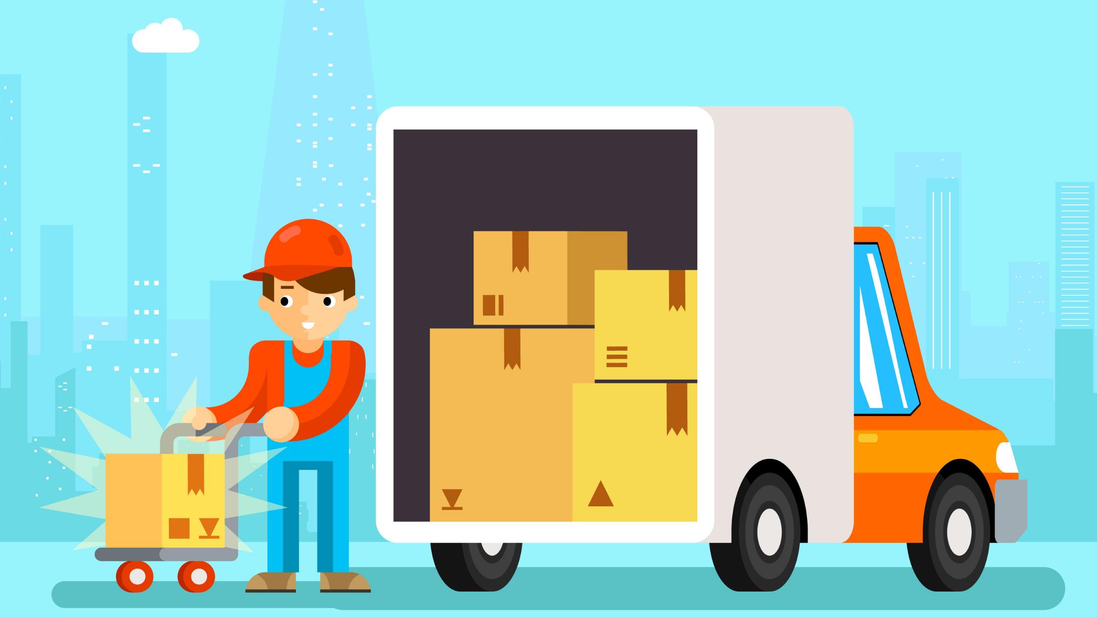 Uso de las gomas en la preparación logística para campañas de Black Friday y Navidad