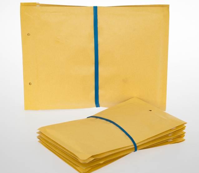 Uso de gomas elásticas en logística durante periodos y campañas de alto número de ventas
